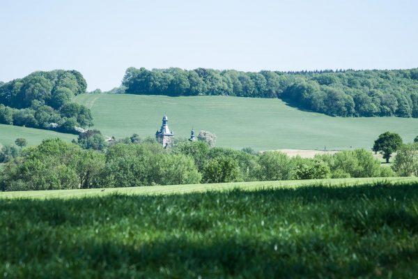 kasteel landschap